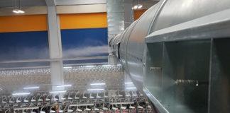 Aeris Group, sistema di umidificazione IHS