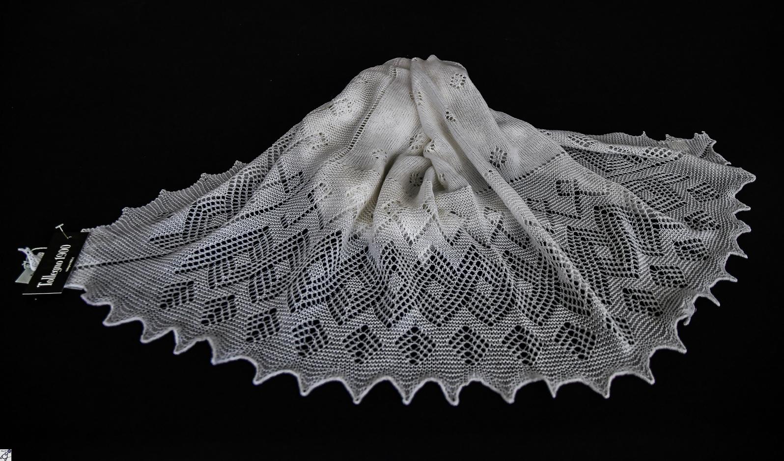 La coperta del royal baby realizzata con la lana di Tollegno 1900