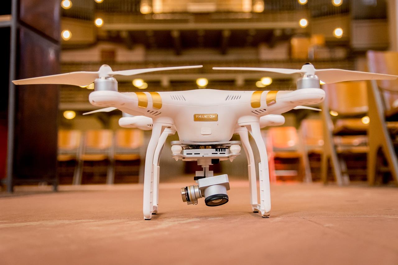 Droni in passerella: regole in materia di privacy