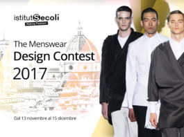 menswear design contest 2017