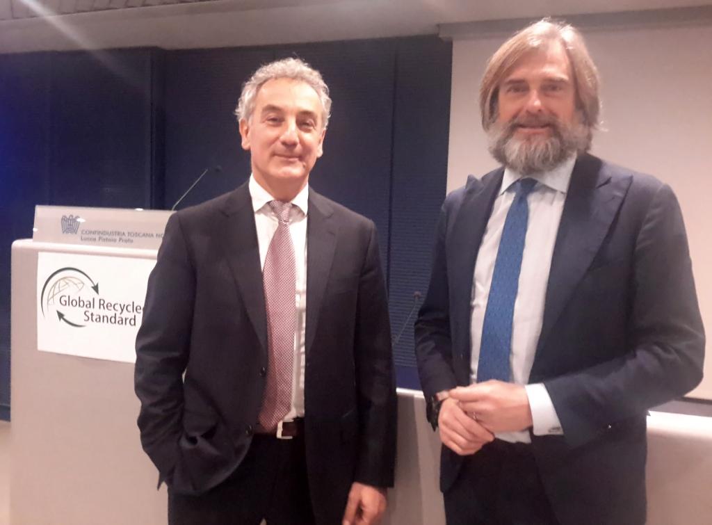 Paolo Foglia e Andrea Cavicchi