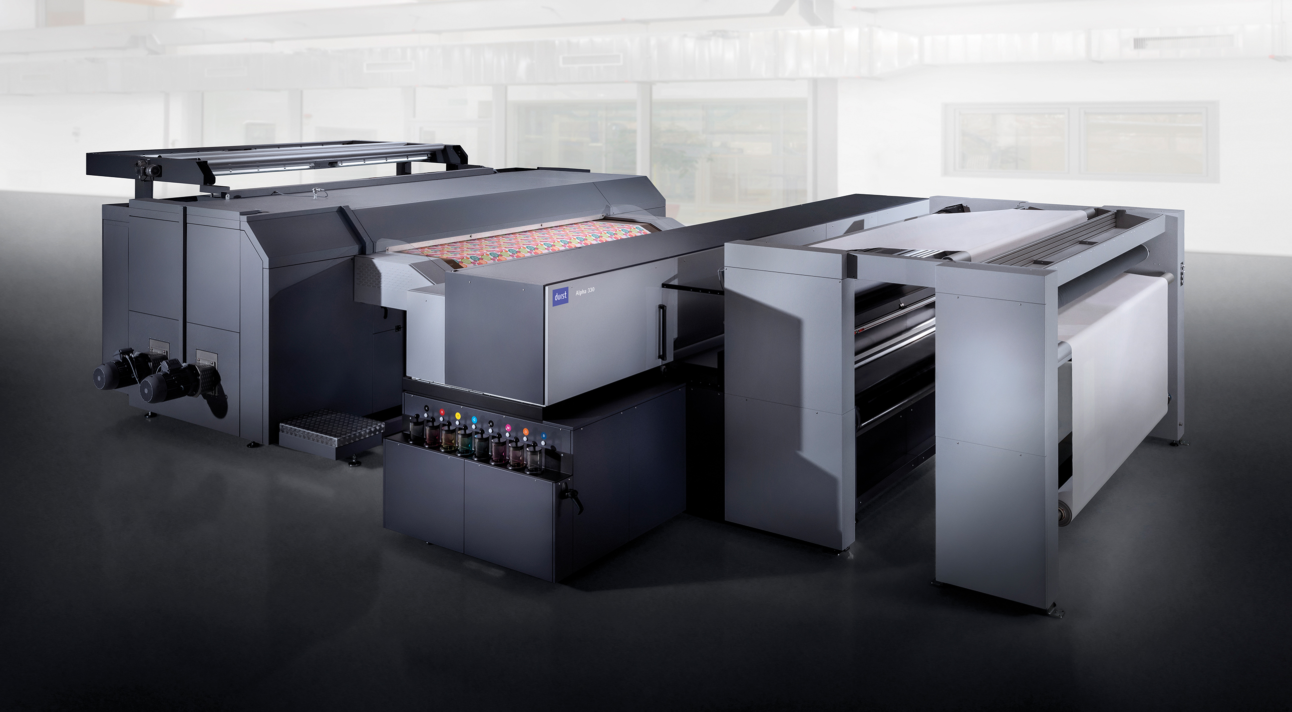 Durst, stampanti inkjet multipass per il tessuto