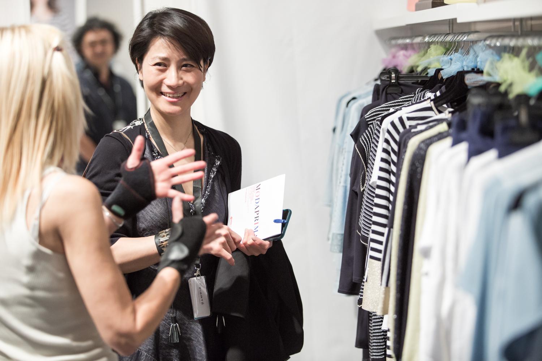 Tessile-moda: la congiuntura nel primo trimestre del 2018