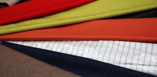 Nuovi finissaggi tessili formaldeide e fluoro free